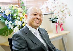 理事長 田村 剛史